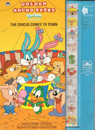 tiny toon adventures tiny toon adventures the circus comes to town electronic