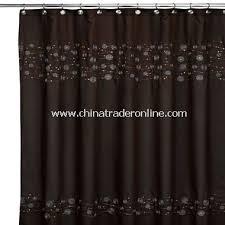Croscill Opulence Shower Curtain Opulence Fabric Shower Curtain By Croscill Pizzaz Fabric Shower