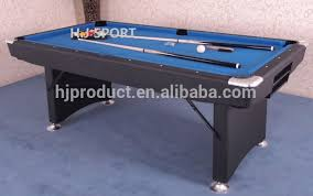 Folding Pool Table 8ft List Manufacturers Of 7ft Folding Billiard Table Buy 7ft Folding