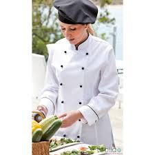 chef cuisine femme veste de cuisine femme tablia sarl vêtements de travail