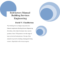 instructors manual 6th edition hvac carbon dioxide