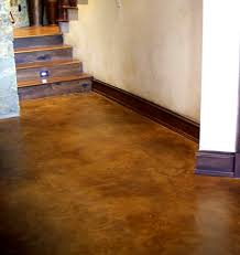 bathroom miraculous basement concrete stain home depot floor