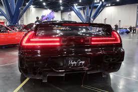 custom honda nsx car shop glow honda nsx na1 na2 custom led tail lights ver 1