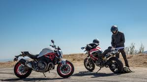 2015 ducati monster 821 review revzilla