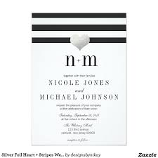 wedding invitations ni 796 best silver wedding invitations images on silver