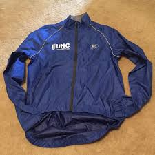 mtb rain jacket nwot men u0027 vermarc uhc pro cycling waterproof cycling rain jacket