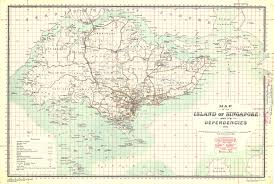 Map Of Singapore Map Of Singapore By British War Office 1905 Rev 1935 5530x3709
