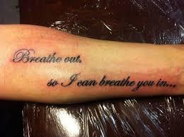 the 25 best forearm script tattoo ideas on pinterest inside ear