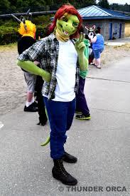 Orca Halloween Costume Rainfurrest Bbq 2016 2 U2014 Weasyl