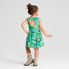 toddler oz a line dress genuine from oshkosh