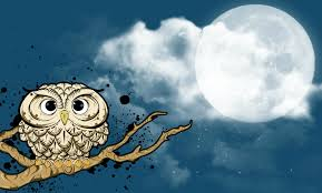 halloween owl background owl background screensavers and wallpaper wallpapersafari