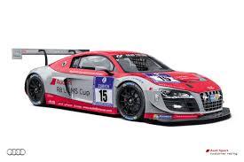 Audi R8 Build - acid test for new audi r8 lms at nürburgring u2013 build race party