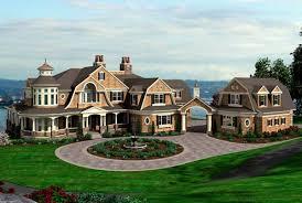 plan 23413jd spectacular shingle style house plan bonus rooms