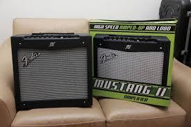 fender mustang ii v2 deadeye guitars fender mustang ii 40 watts amp