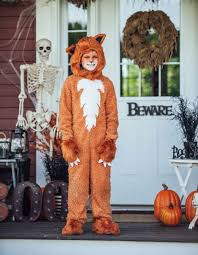 Sweet Fox Halloween Costume Animal Costumes Adults U0026 Kids Halloweencostumes