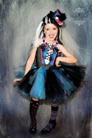 Tutu Dress Halloween Costume Monster Draculara Inspired Tutu Costume Halloween