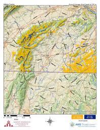 Eastern Washington University Map by Pennsylvania Wind Maps St Francis University