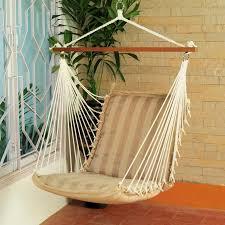 Indoor Hammock Chair Furniture Rustic Pattern For Indoor Hammock Cloth Accents