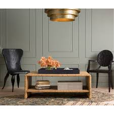Rattan Coffee Table Made Goods Lynette Flat Rattan Coffee Table Coffee Tables
