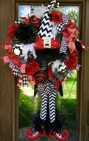 Deco Mesh Halloween Wreath Ideas by 224 Best Wreaths Halloween Wreaths And Door Decor Images On