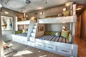 Built In Bunk Bed Built In Bunk Beds Cool Built In Bunk Beds Diy Bunk Bed With Steps