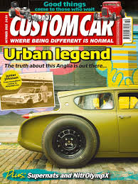 custom car october automobiles motor vehicle
