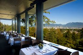 Vancouver Patios by Vancouver Eats Best Places To Dine With A View Explore Bcexplore Bc