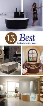 15 creative bathtub ideas interiorsherpa