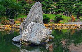 Garden With Rocks Zen Garden With Rocks Stock Photo Image Of Peace Asia