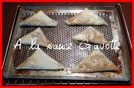 comment cuisiner des restes de poulet samoussas aux restes de poulet a la sauce gavotte cuisine et santé