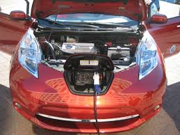 nissan leaf battery life electric car safety maintenance and battery life department of