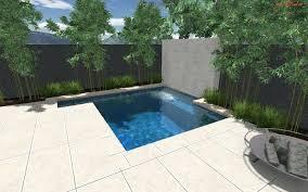Pool In A Small Backyard  Bullyfreeworldcom - Backyard lap pool designs