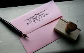 wedding invitations return address create easy return address on wedding invitations free templates
