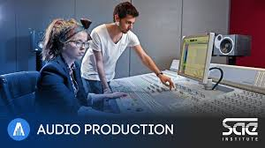sound we deal in audio study ba bsc hons audio production degree sae institute uk