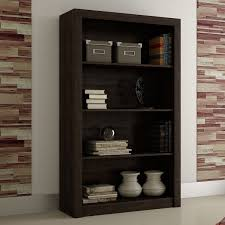 south shore axess collection pure white bookcase hayneedle