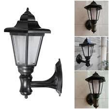 Solar Led Lights For Outdoors Outdoor Wall Solar Led L