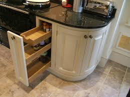curved kitchen cabinets home decoration ideas