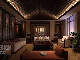 Inspiring Asian Living Rooms Chinese Interior Hall Design - Interior design chinese style