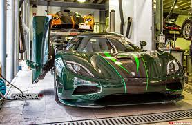 koenigsegg factory stunning green carbon koenigsegg agera s in hong kong gtspirit