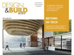 design build magazine uk design build review magazine