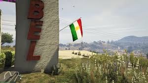 Photo Flag Kurdistan Province Flag Pack Iraq Gta5 Mods Com