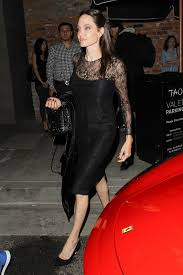 angelina jolie steps out for simple mother u0027s day dinner pics