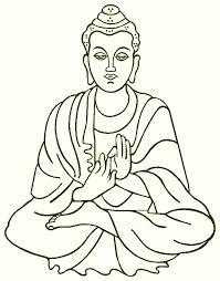 buddha tattoo design simple simple black buddha tattoo stencil