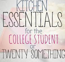 Basic Kitchen Essentials Best 20 Kitchen Essentials List Ideas On Pinterest Kitchen