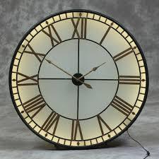 cool large wall clock images u2013 wall clocks