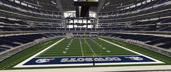 best seats at at u0026t stadium