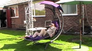 Outdoor Dream Chair Dream Hammock Youtube