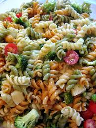 cold pasta salad dressing pasta salad with homemade italian dressing karla m curry