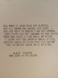 quotes lord of the rings
