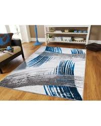 Gray Blue Area Rug New Shopping Special Dining Room Rugs For The Table 8x10